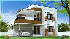 Modern House Plans Erven M Simple Modern Home Design In Classic Front Home Design, Gallery Modern House Plans Erven M Simple Modern Home Design In Classic Front Home Design with total of image about 9404 at Home Design Ideas Simple House Plans, Simple House Design, House Front Design, Modern House Plans, Modern House Design, House Design Pictures, Bungalow Haus Design, Duplex House Design, Duplex House Plans