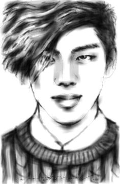 Sketch #Dongwoo