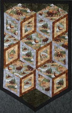 Diamonds of Yellowstone | Craftsy