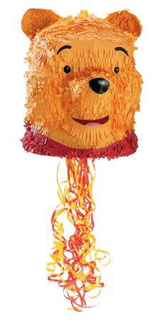 Pooh Pull String Pinata
