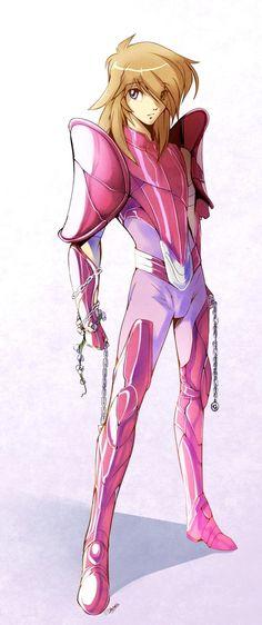 Shun de Andromeda | Saint Seiya