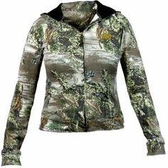 Realtree Girl MX1 Hooded Jacket