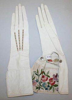 Gloves Galeries Lafayette, 1925-1935 The Metropolitan Museum of Art