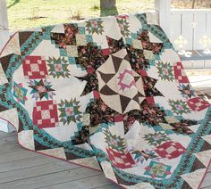Secrets and Shadows Block of the Month, coming soon to Fat Quarter Shop Windham Fabrics, Block Of The Month, Fat Quarter Shop, Quilt Sizes, Quilt Making, Quilt Blocks, The Secret, Shadows, Quilt Patterns