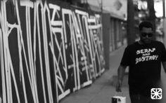 Retna.  Street Art.  Proper.