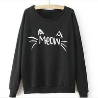 Product type: Hoodies, Sweatshirts Gender: Women Clothing Length: normal Sleeve type: Classic Style: