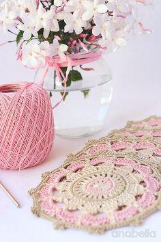 Pinteresting Projects: free crochet mandala patterns