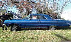 1964 Chevrolet Impala For Sale Takoma Park, Maryland 64 Impala For Sale, Chevrolet Impala 1965, Master Truck, Mack 1, Takoma Park, Chevy Avalanche, Panel Truck, Sprint Cars, Black Exterior