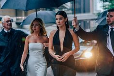 Tommy Ton's Best Street-Style Snaps From a Soggy CFDA Awards - Gallery - Style.com