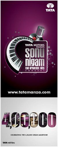 Sonu Nigam's Concert Presented by Tata Motors