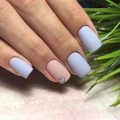 Holographic Nails, Gradient Nails, Stiletto Nails, Matte Nails, Coffin Nails, Matte Pink, Solid Color Nails, Nagellack Design, Bridal Nails