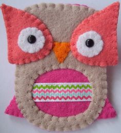 cute craft for owl lovers like me!!