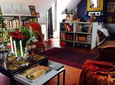 Check out this awesome listing on Airbnb: Charming attic Paris loft. - Apartments for Rent
