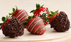 Groupon - $ 15 for $30 Worth of Gourmet Dipped Strawberries and Treats from Shari's Berries in [missing {{location}} value]. Groupon deal price: $15