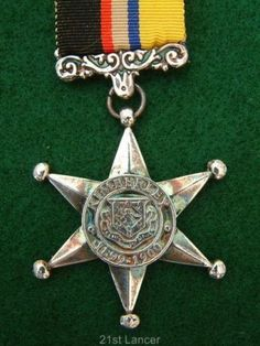BRITISH-ARMY-DEFENCE-OF-KIMBERLEY-STAR-BOER-WAR-MAYORS-SEIGE-MEDAL-SILVER