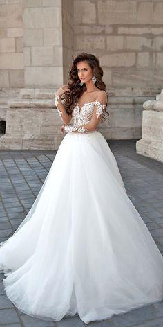 Milla Nova Wedding Dresses Collection 2016 ❤️ See more: http://www.weddingforward.com/milla-nova-wedding-dresses/ #wedding #dresses