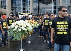 GUAPIMIRIM REAGE BRASIL.: PF faz paralisação por reajustes salariais