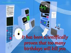 Scientific discover about Birthdays