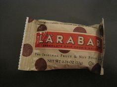 Larabar in Chocolate Cookie Dough from Holiday Vox Box