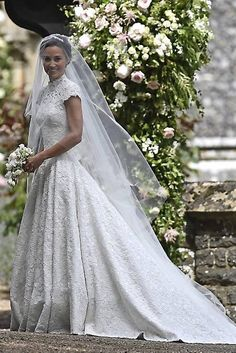 Pippa Middleton the sister of our future Queen of England, the Duchess of Cambridge.