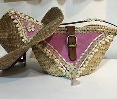 Ibiza Fashion, Diy Fashion, Ibiza Beach, Straw Tote, Boho Bags, Summer Design, Denim Bag, Summer Bags, Homemade Gifts