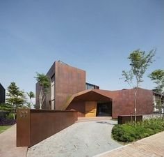 Copper House by CSYA