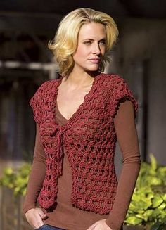 tunisian+crochet+vest+pattern | FREE CROCHET PATTERN FOR GIRL PONCHO « CROCHET PATTERNS