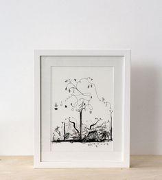 Father Rabbit Framed Print   Jungle