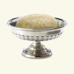 Impero Soap Dish by Match Pewter