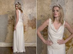 Sally Lacock Bridal - Exquisite and Romantic Vintage Style for the Modern Bride | Love My Dress® UK Wedding Blog