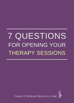It's easy to get stuck in a rut with specific elements of therapy structure. I have a professor that sees every interaction with a client as part of the therapeutic relationship, and therefore, he interacts intentionally with his clients always, choosing his language and messages carefully