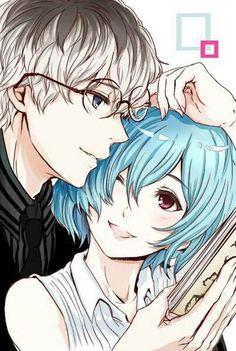 #wattpad #romance En el colegio yoriko(la mejor amiga de touka) molestaba a touka con kaneki buscando mas información sobre si el seria el novio de touka pero touka lo niega rotundamente .....pero cuales serán los verdaderos sentimientos de estos personajes..?