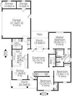 222646775307372549 besides Garage Ideas furthermore House Plans further House Plans together with Floor Plans. on 1 story 1600 sq ft house plans no garage