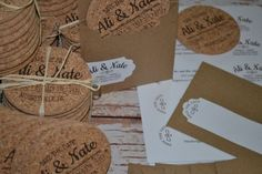 27 Creative Save the Date Ideas {ahandcraftedwedding.com} #wedding #savethedate