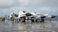 Sea Vixen FAW.1 XJ594 890.NAS 240/H c.1961 Military Jets, Military Aircraft, British Aircraft Carrier, Hms Ark Royal, Navy Carriers, Navy Aircraft, Flight Deck, Navy Ships, Royal Air Force
