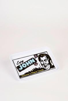 John Candy Tray - Main and Local Retro Bus, John Boy, Vintage Pillows, Tray, Candy, Gifts, Gift Ideas, House, Sweet