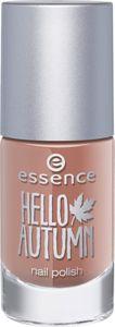 hello autumn - lakier do paznokci 04 keep calm & go for a walk - essence cosmetics