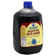 Wholesome Sweeteners Blue Agave Jug (2x176OZ )