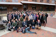 Company Meeting, Jan 2015 @ American Tobacco Campus | Flickr - Photo Sharing!
