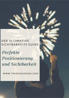 Die ultimative Sichtbarkeitsanleitung - Famous Last Words E-mail Marketing, Content Marketing, I Will Show You, Told You So, Im Online, Home Coffee Stations, Famous Last Words, Motivation, Gifts For Friends
