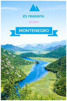 21 Reasons to Love and Visit Montenegro - Just a few reasons I personally fell in love with Montenegro and why I think you should travel there too! Including the Bay of Kotor, the streets of Budva and Tara River Canyon...