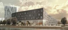 City Campus Aalborg :: Henning Larsen Architects