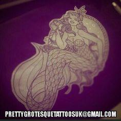 Mermaid tatuaggio per prenotare questa email disegno prettygrotesquetattoosuk@gmail.com #tattoo #tattoos #tattoodesign #tattoodesigns #wolverhampton #birmingham #oldbury #dudley #sandwell #walsall #mermaid #mermaidtattoo #mermaidtattoos #mermaids #mermaidstattoo ...