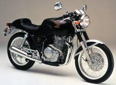 Honda GB 500 TT 1985