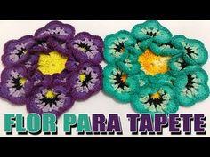 FLOR AMOR PERFEITO - Diy flor passo a passo - YouTube