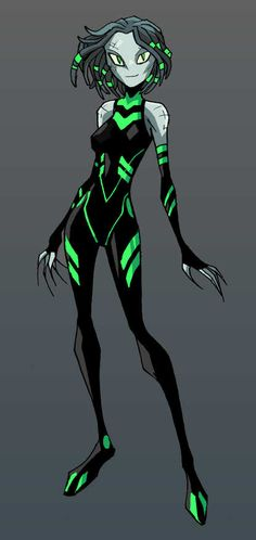 A re-envisioning of Serpenta from Sentinels.