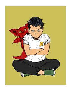 Damian and Goliath
