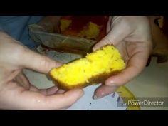 """Prăjitura """"Mălai Dulce🍬"""" (Cu Mălai și Iaurt 🍶) - YouTube Pineapple, Make It Yourself, Fruit, Video, Food, Youtube, Sweets, Diy, Pine Apple"""