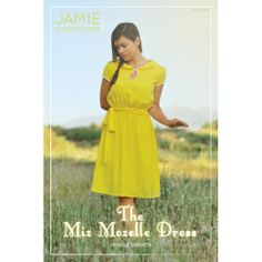 Schnittmuster: Miz Mozelle Dress