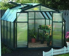 Building a greenhouse, or thinking or just researching greenhouse gardening info? Read here for more information on building and using greenhouses for growing plants year round.